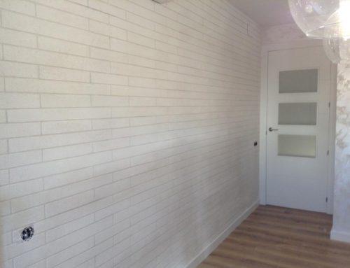 Residencial Igualada (Ladrillo blanco)